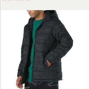 Men's Vans Puffer Jacket